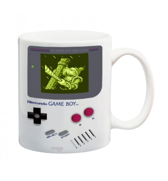 "Taza ""Game Boy Zelda"""